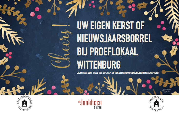 Wittenburg Kerstborrel